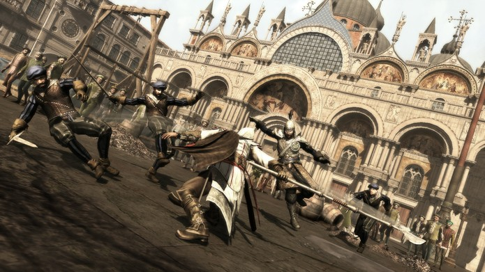Assassins Creed 2 (Foto: Divulgação/Ubisoft)