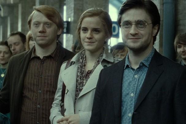 """Cena de """"Harry Potter e as Relíquias da Morte - Parte 2"""" (Foto: Divulgação)"""