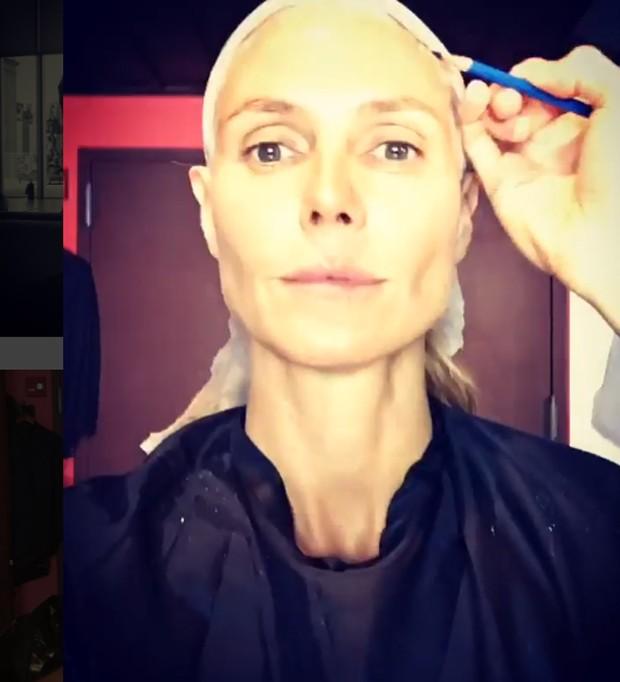 Heidi Klum  (Foto: Instagram/Reprodução)