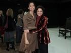 Camila Pitanga prestigia estreia de peça no Rio