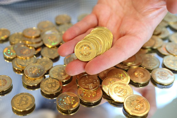 Bitcoin (Foto: George Frey/Getty Images)