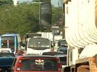 PRF registra acidentes nas estradas no primeiro fim de semana do verão