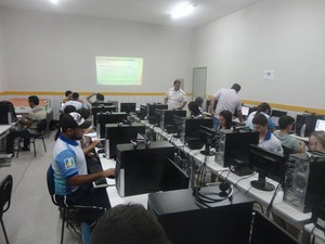 Ufersa possui sistema para ofertar cursos à distância (Foto: Divulgação/Ufersa)