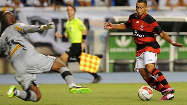 Rodolfo, Flamengo x Botafogo (Foto: Alexandre Vidal / FlaImagem)