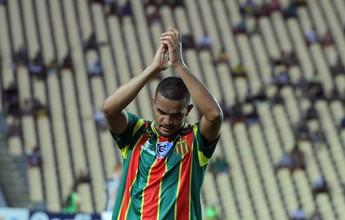 Jheimy se despede do Sampaio e viaja para assinar com o Criciúma