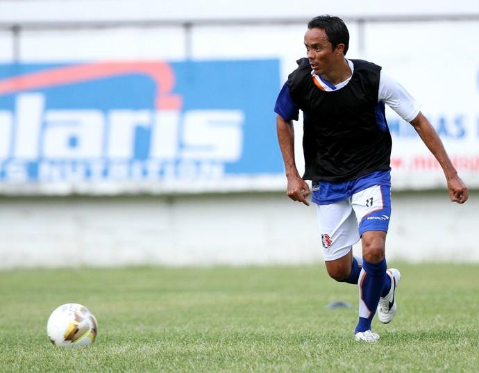 Lúcio Santa Cruz (Foto: Aldo Carneiro / Pernambuco Press)