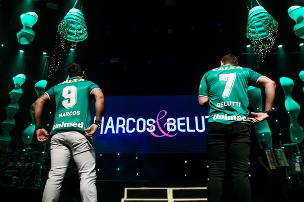 Marcos e Belutti (Foto: Manuela Scarpa/Brazil News)