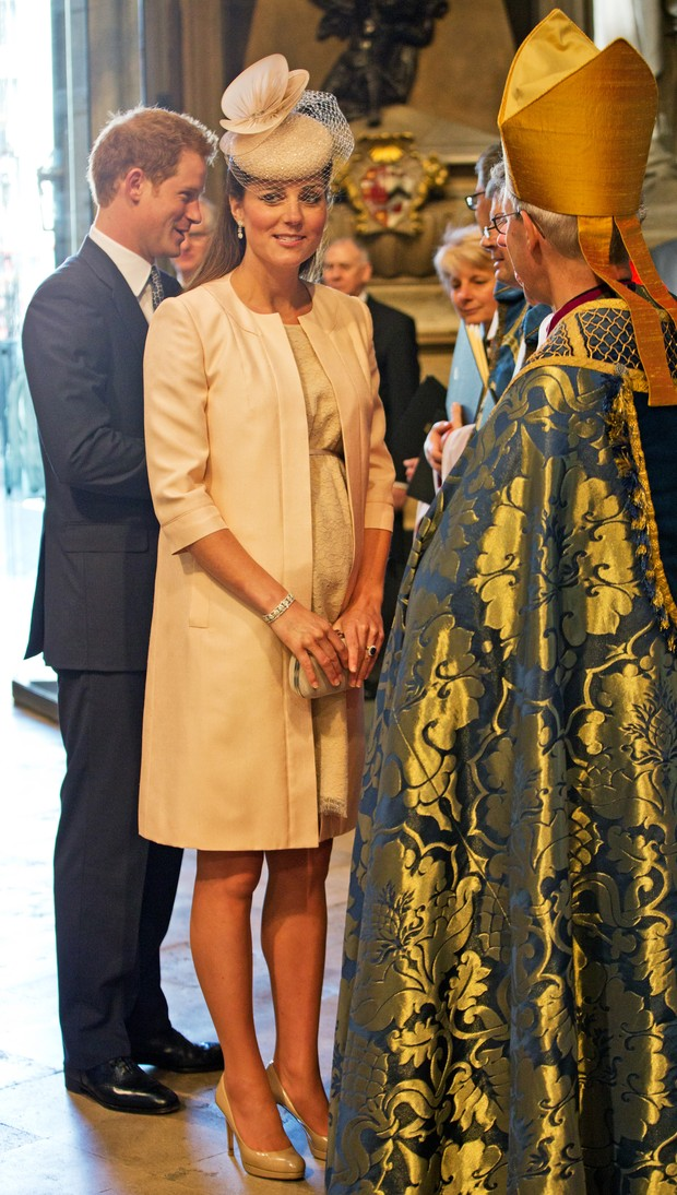 Kate Middleton (Foto: JACK HILL / POOL / AFP)