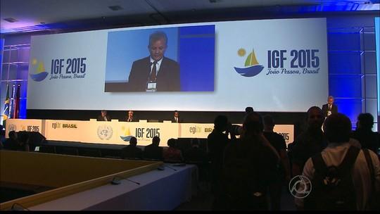 Representante da ONU abre Fórum de Governança da Internet na Paraíba