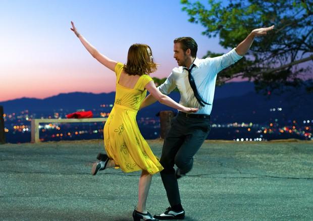 """Cena de """"La La Land"""" (Foto: Reprodução)"""