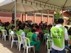 Profissionais da saúde paralisam as atividades por 24 horas no Tocantins