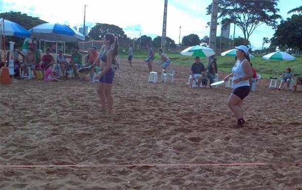 Campo Grande sediou 1º Big Open de beach tennis (Foto: Divulgação/FTMS)
