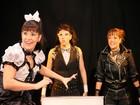 Teatro de Itararé recebe espetáculo  'O Rinoceronte, a Lua e o Tonel'