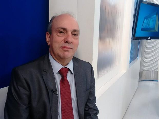 Marcelo Salgado, juiz eleitoral (Foto: Ricardo Welbert/G1)