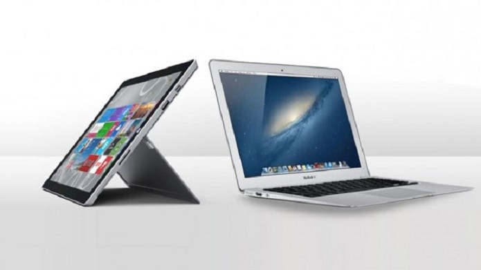 Apple-Macbook-Air-13''-2014-vs-Microsoft-Surface-Pro-3