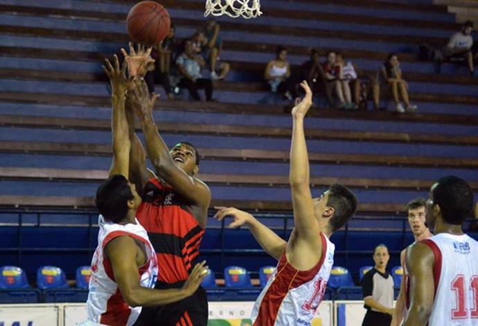 Brasília x Flamengo NBB basquete (Foto: João Pires/FotoJump/LNB)