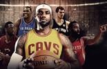 Confira tudo sobre a temporada 2015/16 da NBA no SporTV.com! (arte esporte)
