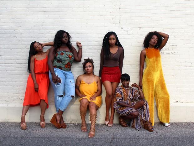 Mulheres negras (Foto: Clarke Sanders on Unsplash)