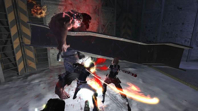Apresentando ainda muitas falhas na conexão com seu servidor, GunZ 2: The Second Duel é um MMORPG com uma boa variedade de cenários e partidas (Foto: Divulgação/MAIET Entertainment)