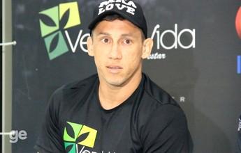 Ex-jogador de futebol, acreano Victor Romero quer se firmar no MMA
