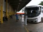 Motoristas de ônibus param por 4h em cidades da região de Itapetininga
