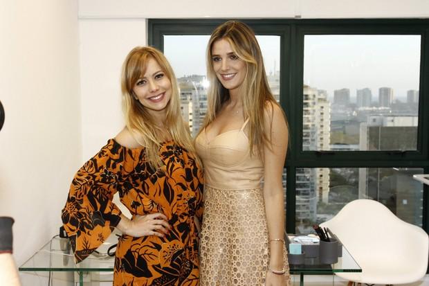 Simone Soares e Rafa Brites (Foto: Alex Palarea / AgNews)