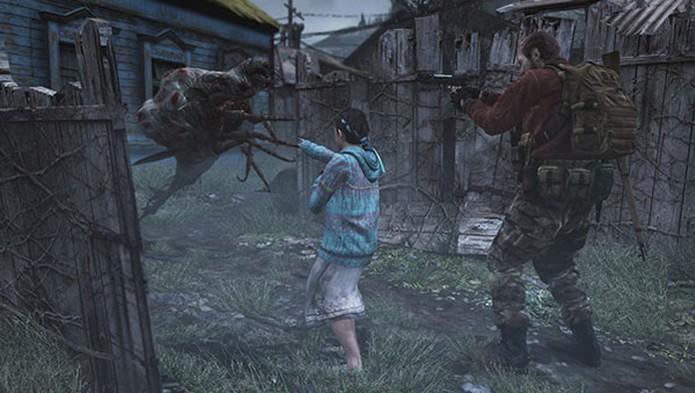 Resident Evil Revelations 2 apresenta novos monstros (Foto: Divulgação) (Foto: Resident Evil Revelations 2 apresenta novos monstros (Foto: Divulgação))