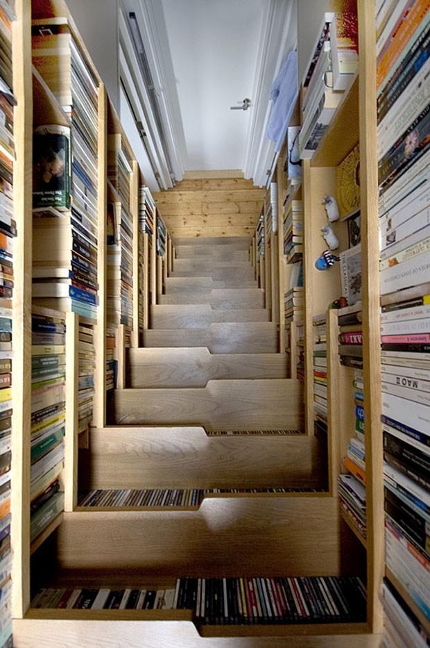 Ideias de escadas (Foto: Levitate Architects / Divulgação)