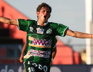 Júnior Xuca atuando pelo Icasa (Foto: Normando Sóracles/Miseria.com.br/Agência Diário)
