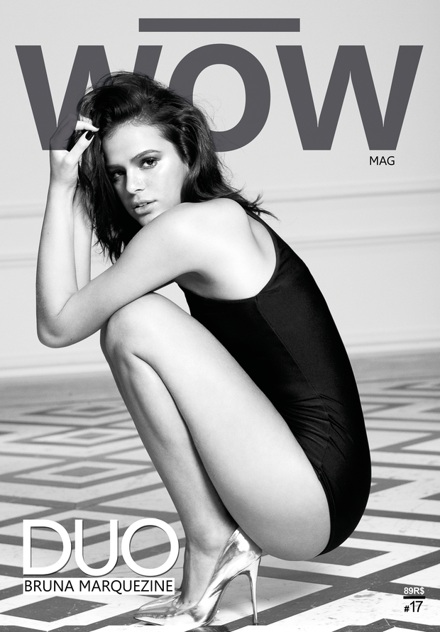 Bruna Marquezine (Foto: Brunno Rangel/ Revista WOW)