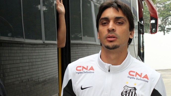 Vinicius Simon Santos (Foto: Vinicius Vieira / Santos FC)