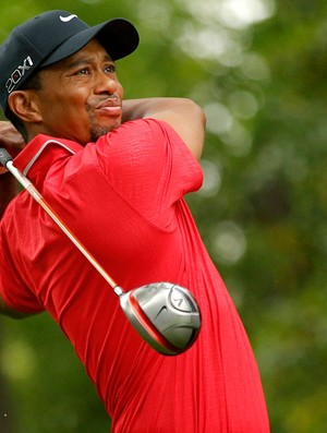 Tiger Woods Golfe Georgia (Foto: Reuters)