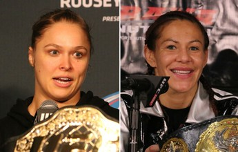 """Cyborg responde Ronda: """"Se não lutar comigo, vai escutar pelo resto da vida"""""""