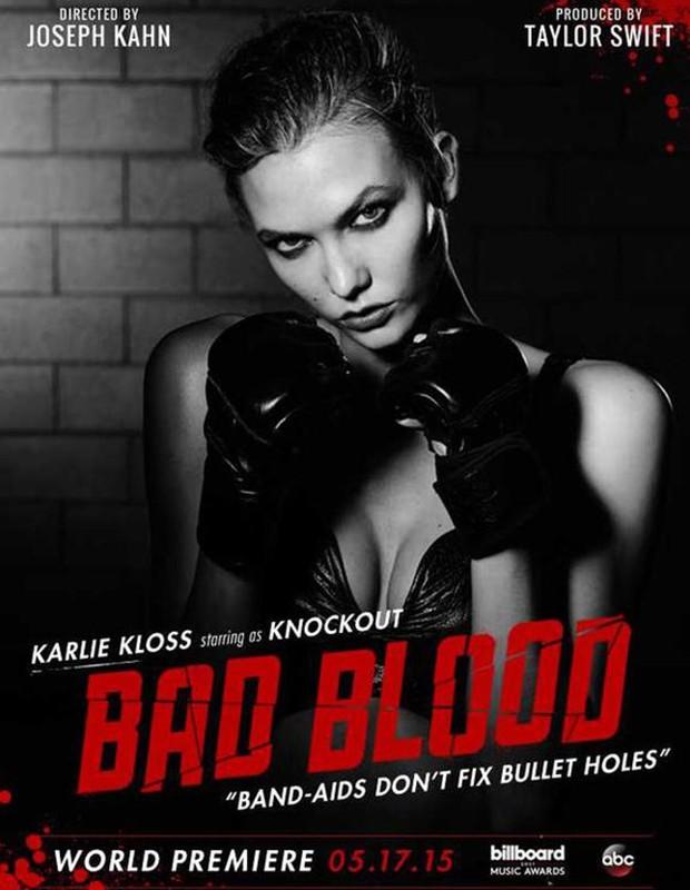 Karlie Kloss é Knockout (Foto: Divulgação)