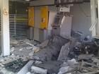 Dois bancos são atacados com explosivos em Ibiraiaras, RS