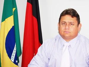Wallber Virgolino é o novo secretário de Administração Penitenciária da Paraíba (Foto: Inaê Teles/G1)