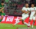 Sem Renato Augusto, Beijing Guoan vence o Hangzhou Greentown
