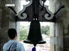 Tradição de tocar sinos influencia a musicalidade de São João del Rei
