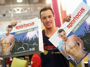 Guia de turismo Spartacus, voltado para o público gay (Foto: Divulgação/ITB)
