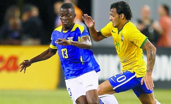 Ricardo Goulart Seleção Brasileira (Foto: Rafael Ribeiro / CBF)