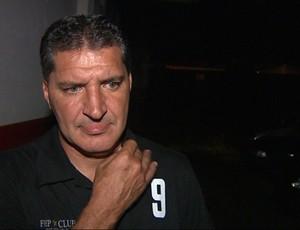 Sérgio Caetano, técnico do Batatais (Foto: Reprodução EPTV)