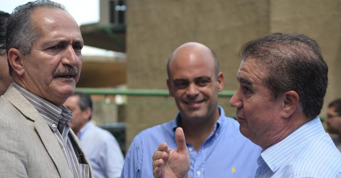 Aldo Rebelo visita Campinas (Foto: Murilo Borges)