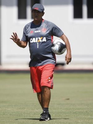 Muricy treino Flamengo