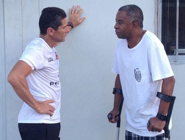 Jorginho Andrade Flamengo (Foto: Cahê Mota)
