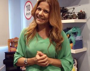Nívea Stelmann (Foto: Estrelas/TV Globo)