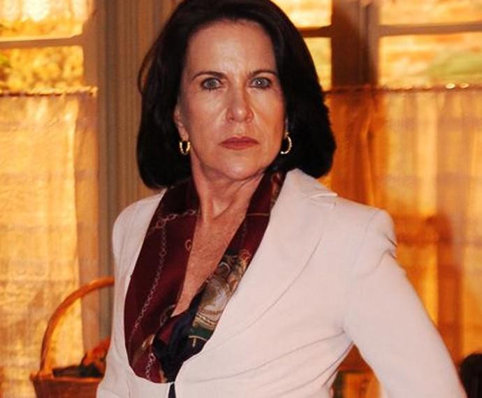 A atriz Ada Chaseliov fez várias novelas e minisséries na Rede Globo (Foto: Cedoc / TV Globo)