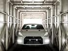 Nissan mostra GT-R a caminho do Salão do Automóvel