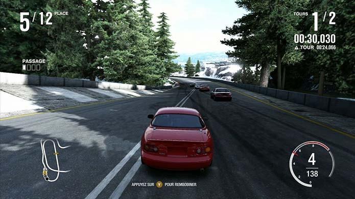 O game era ainda mais polido e cheio de novidades (Foto: Reprodução)