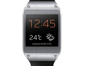 d00ba956489 Gear apresenta hora e previsão do tempo (Foto  Divulgação Samsung)