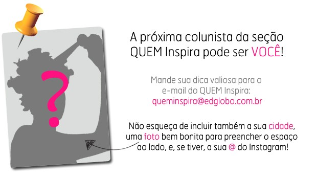 QUEM Inspira (Foto: QUEM Inspira)